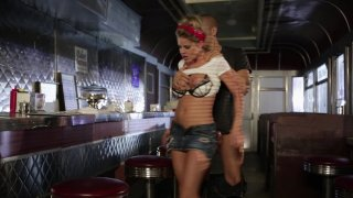 Streaming porn video still #4 from Preacher's Daughter, The