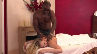 Streaming porn video still #2 from Interracial Massage