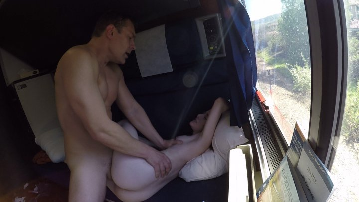 Streaming porn video still #3 from Sex On Trains 2