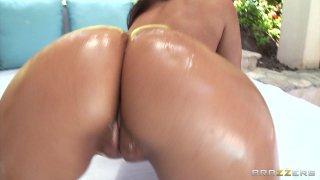 Streaming porn video still #4 from Big Wet Butts Vol. 10