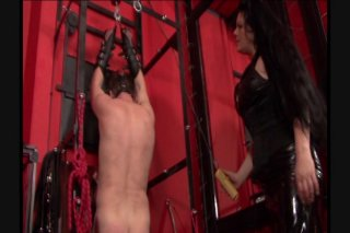 Streaming porn video still #3 from Domina Files 53, The