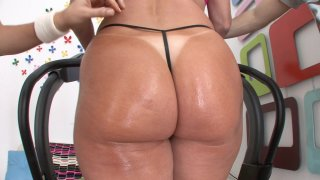 Streaming porn video still #2 from Big Butt Anal Threesomes