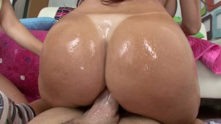 Streaming porn video still #8 from Big Butt Anal Threesomes