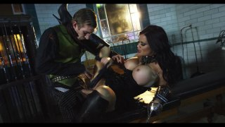 Streaming porn video still #5 from League Of Frankenstein