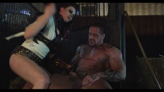 Streaming porn video still #3 from League Of Frankenstein