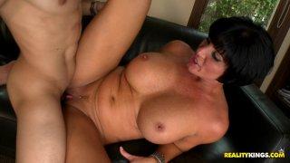 Streaming porn video still #8 from Big Tits Boss Vol. 17
