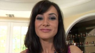 Streaming porn video still #1 from Lisa Ann Never Quits