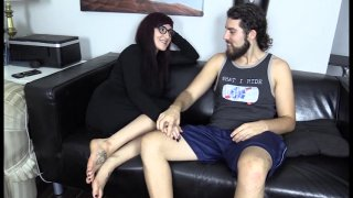 Streaming porn video still #1 from Salacious Siblings