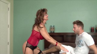 Streaming porn video still #2 from Mother-Son Secrets V