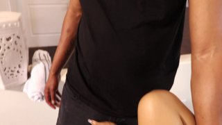 Streaming porn video still #3 from My Black Masseur