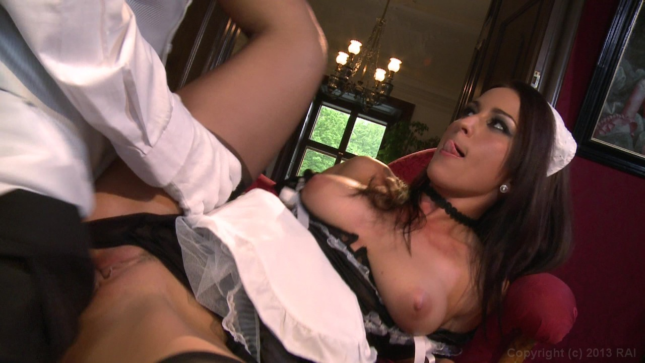 french maid service trainees