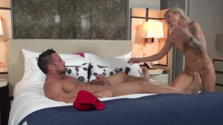 Streaming porn video still #3 from Syn Fixx: Ultimate Dick Cushion