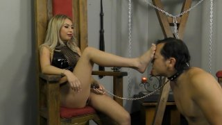 Streaming porn video still #1 from Mean Dungeon 12