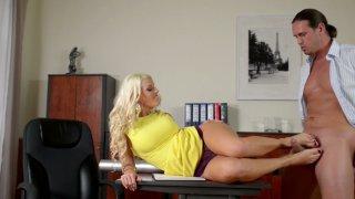 Streaming porn video still #4 from Heels Up