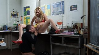 Streaming porn video still #8 from Teachers