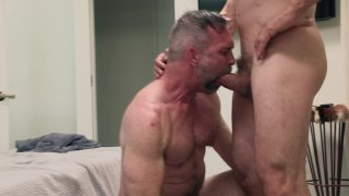 Streaming porn video still #5 from Daddy Likes It Raw