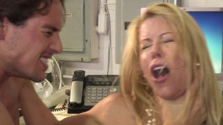 Streaming porn video still #7 from Office Affairs